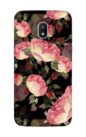 Watercolor Roses Samsung J2 Pro 2018 Cases & Covers Online
