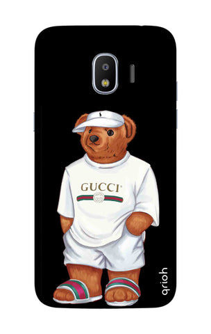 Smart Bear Samsung J2 Pro 2018 Cases & Covers Online
