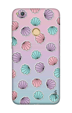 Gradient Flowers Honor 8 Lite Cases & Covers Online