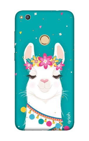 Cute Llama Honor 8 Lite Cases & Covers Online