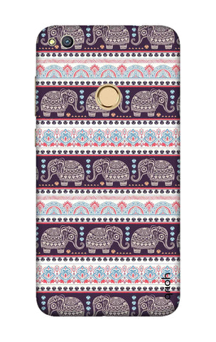 Elephant Pattern Honor 8 Lite Cases & Covers Online