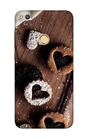 Heart Cookies Honor 8 Lite Cases & Covers Online