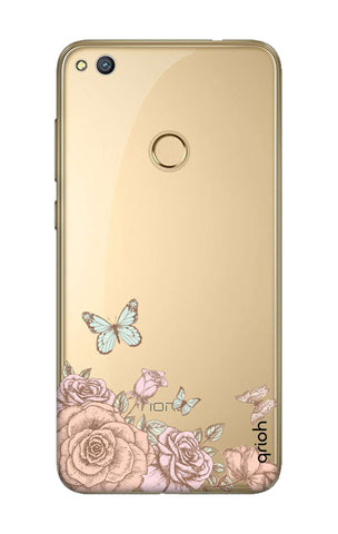 Flower And Butterfly Honor 8 Lite Cases & Covers Online