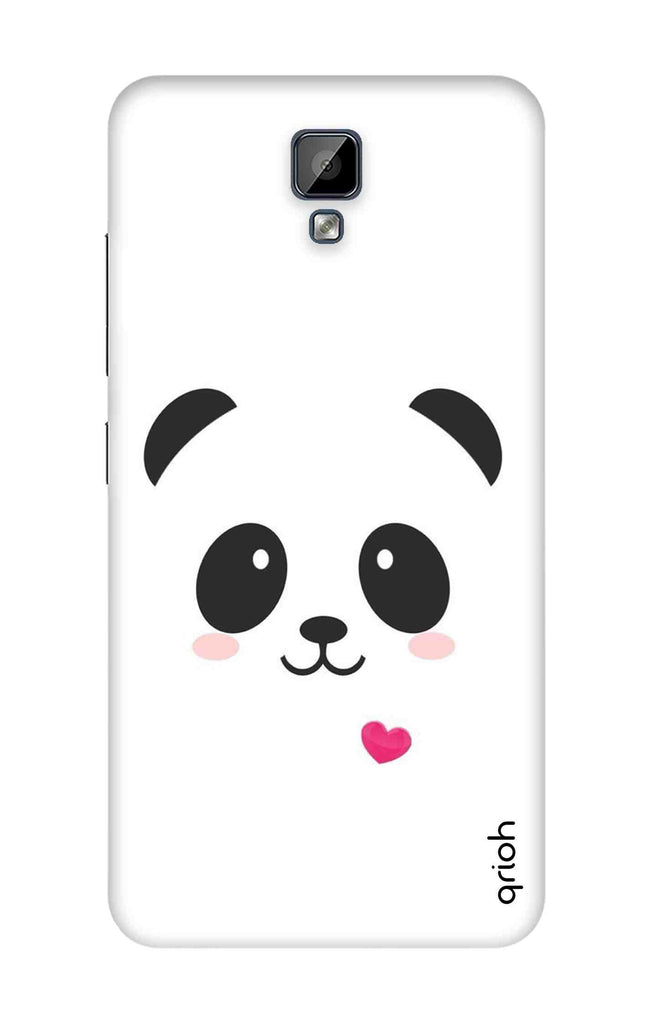 buy popular a1ba2 732d1 Panda Heart Case for Gionee P7 Max