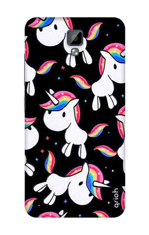 Colourful Unicorn Gionee P7 Max Cases & Covers Online