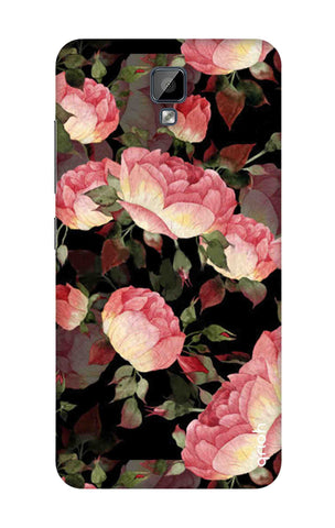 Watercolor Roses Gionee P7 Max Cases & Covers Online