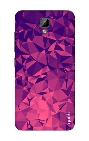 Purple Diamond Gionee P7 Max Cases & Covers Online