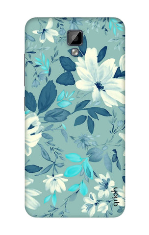 White Lillies Gionee P7 Max Cases & Covers Online