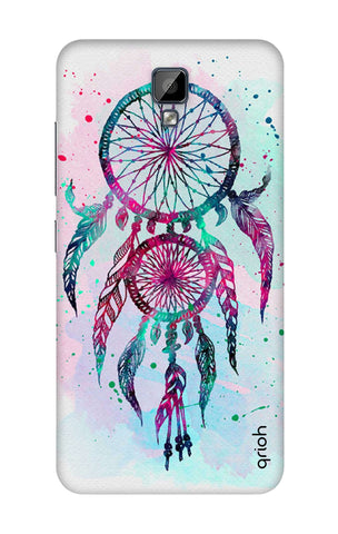 Dreamcatcher Feather Gionee P7 Max Cases & Covers Online