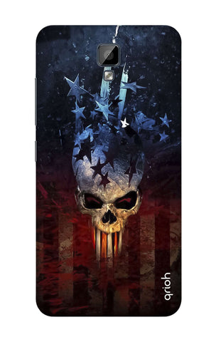 Star Skull Gionee P7 Max Cases & Covers Online