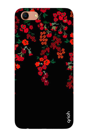 Floral Deco Oppo A83 Cases & Covers Online
