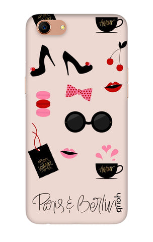 Paris And Berlin Oppo A83 Cases & Covers Online