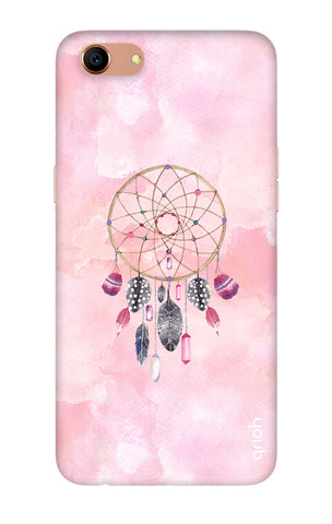 Pink Dreamcatcher Oppo A83 Cases & Covers Online