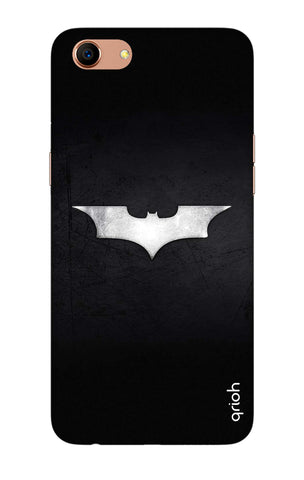 Grunge Dark Knight Oppo A83 Cases & Covers Online
