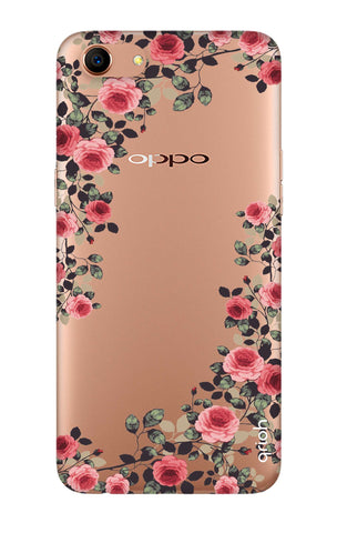 Floral French Oppo A83 Cases & Covers Online