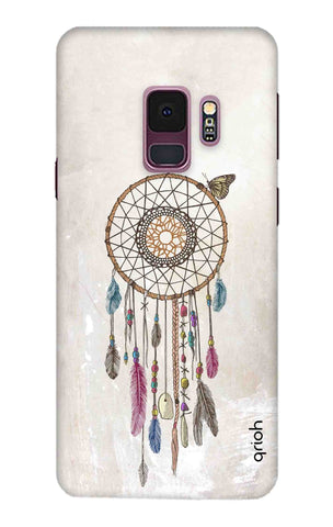 Butterfly Dream Catcher Samsung S9 Cases & Covers Online