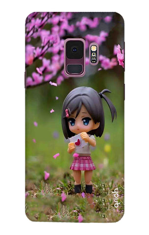 Cute Girl Samsung S9 Cases & Covers Online