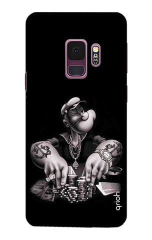 Rich Man Samsung S9 Cases & Covers Online