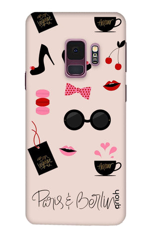 Paris And Berlin Samsung S9 Cases & Covers Online
