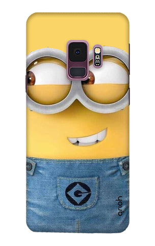 Smirk Samsung S9 Cases & Covers Online