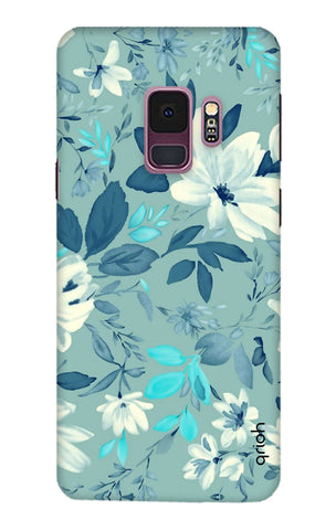 White Lillies Samsung S9 Cases & Covers Online