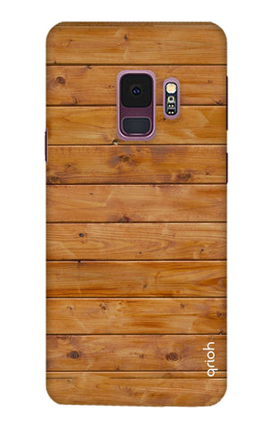Natural Wood Samsung S9 Cases & Covers Online