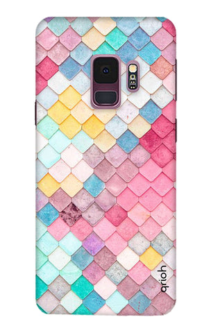 Colorful Pattern Samsung S9 Cases & Covers Online