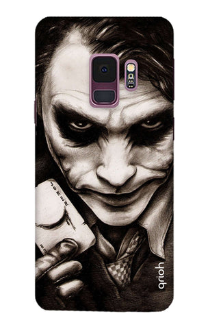 Why So Serious Samsung S9 Cases & Covers Online