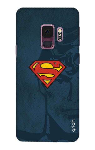 Wild Blue Superman Samsung S9 Cases & Covers Online