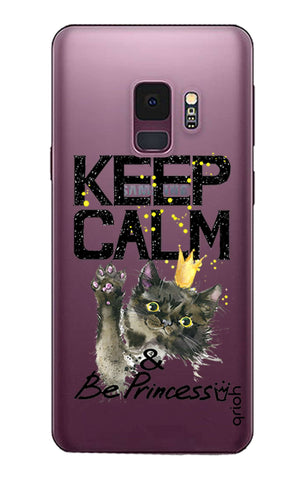 Be A Princess Samsung S9 Cases & Covers Online