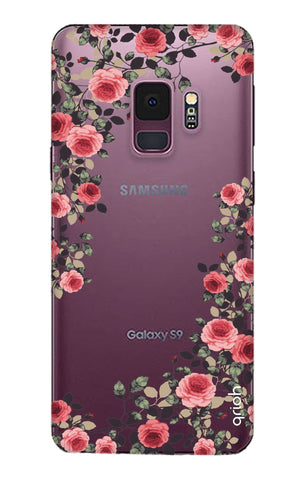 Floral French Samsung S9 Cases & Covers Online