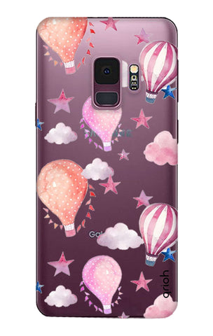 Flying Balloons Samsung S9 Cases & Covers Online