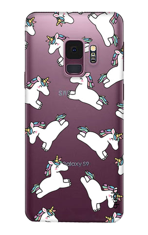 Jumping Unicorns Samsung S9 Cases & Covers Online