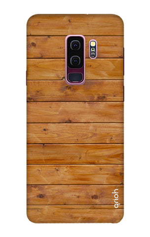 Natural Wood Samsung S9 Plus Cases & Covers Online