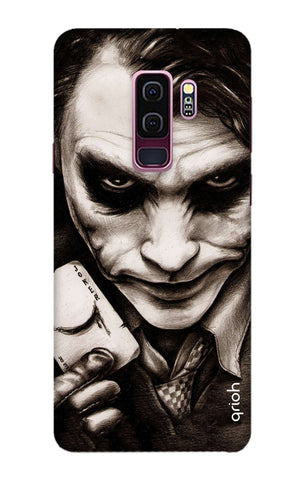 Why So Serious Samsung S9 Plus Cases & Covers Online