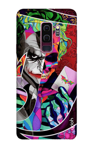 Color Pop Joker Samsung S9 Plus Cases & Covers Online