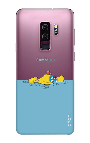 Simpson Chill Samsung S9 Plus Cases & Covers Online