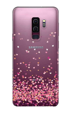 Cluster Of Hearts Samsung S9 Plus Cases & Covers Online