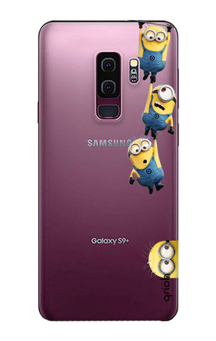Falling Minions Samsung S9 Plus Cases & Covers Online