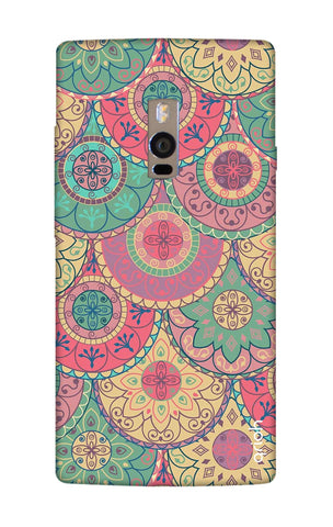 Colorful Mandala OnePlus 2 Cases & Covers Online