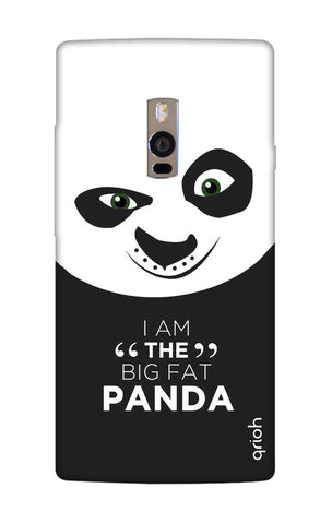 Big Fat Panda OnePlus 2 Cases & Covers Online