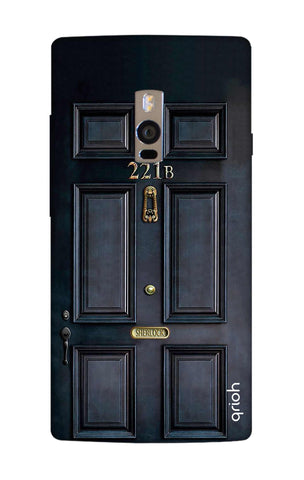 Baker Street Door OnePlus 2 Cases & Covers Online