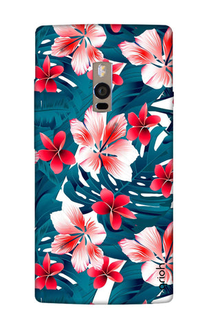 Floral Jungle OnePlus 2 Cases & Covers Online