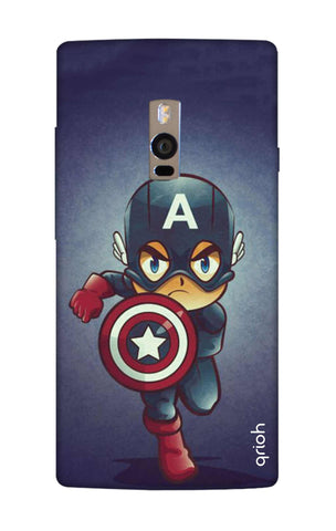 Toy Capt America OnePlus 2 Cases & Covers Online