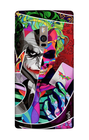 Color Pop Joker OnePlus 2 Cases & Covers Online