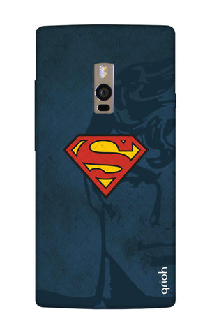 Wild Blue Superman OnePlus 2 Cases & Covers Online