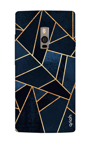 Abstract Navy OnePlus 2 Cases & Covers Online