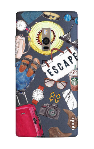 Travel Doodle OnePlus 2 Cases & Covers Online