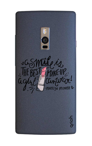Make Up Smile OnePlus 2 Cases & Covers Online