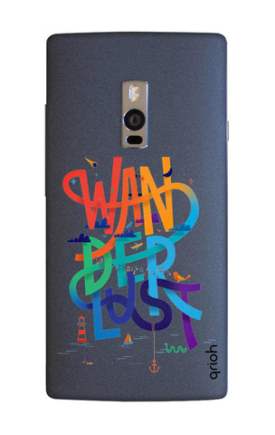 Wanderlust Colourful OnePlus 2 Cases & Covers Online